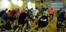 SCHWINN CYCLING HIIT, MOTIVATION AND GOAL SETTINGS Workshop